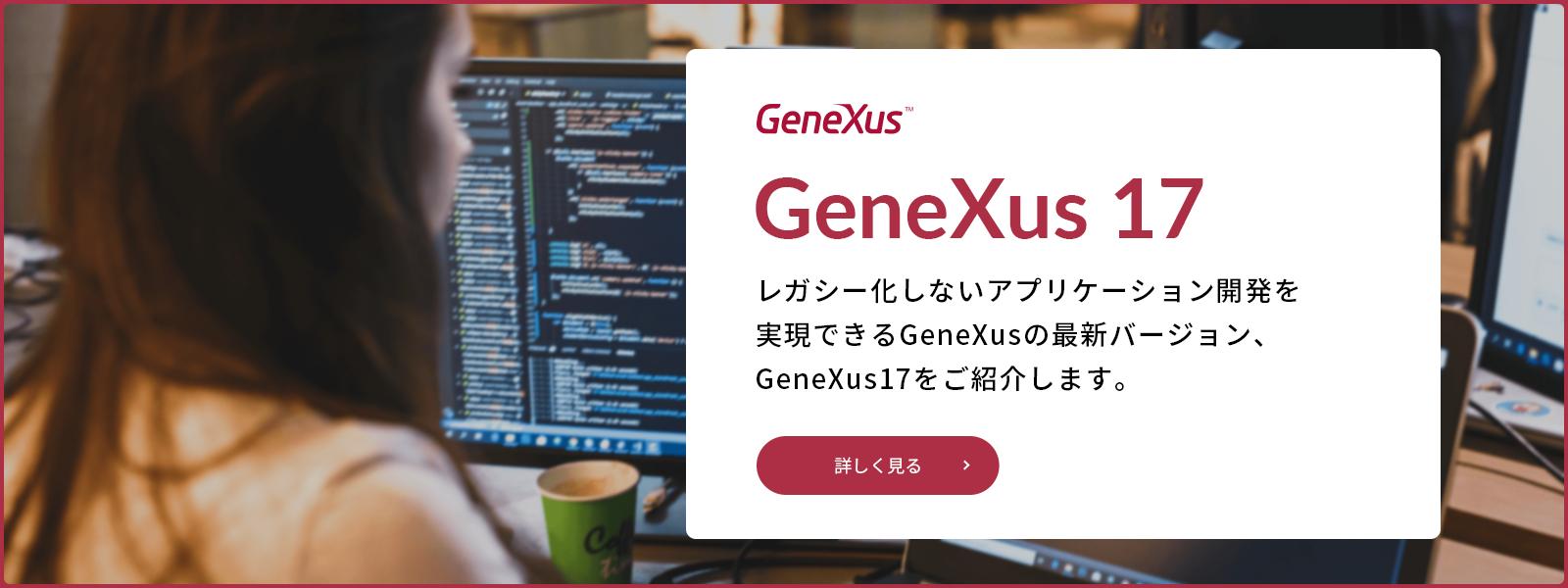 GeneXus17